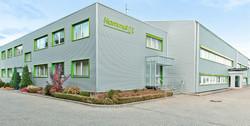 Das Gebäude der Hommel Maschinentechnik in Bochum