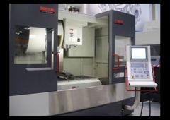 CNC-Bearbeitungszentrum Quaser MV204CV