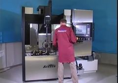 Kreuzschleifmaschine/Honmaschine Sunnen SV210