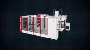 Quaser CNC-Bearbeitungszentren - Automation