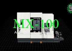 Dreh-Fräszentrum Nakamura-Tome MX-100 - Multitasking mit ATC