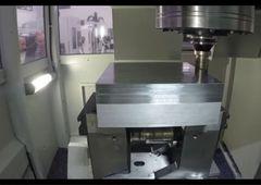 CNC-Bearbeitungszentrum Quaser MF 400 U - iMachining