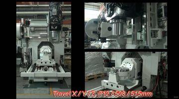 CNC-Bearbeitungszentrum Quaser UX 500 - Leistungsmerkmale