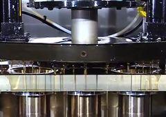 Kreuzschleifmaschine/Honmaschine Sunnen SV310 - shock-absorver-multi-cylinder