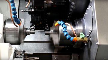 Nakamura-Tome Dreh-Fräszentren - Automationslösungen und Bearbeitungsbeispiele