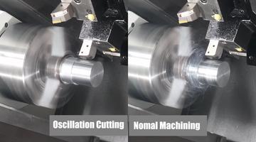 Nakamura Oscillation Cutting
