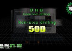 Dreh-Fräszentrum Nakamura-Tome NTJ-100 - Tieflochbohren 6 x 300 mm