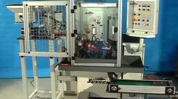 Kreuzschleifmaschine/Honmaschine Sunnen ML2000