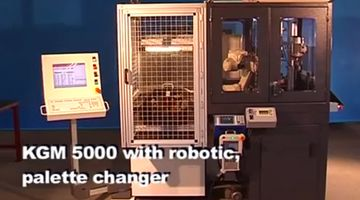 Kreuzschleifmaschine/Honmaschine Sunnen KGM5000 - standard-automation